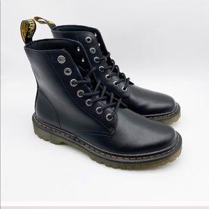 """Dr. Martens """"Launa"""" combat boots"""